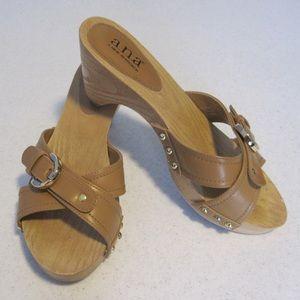 a.n.a. women's sandals